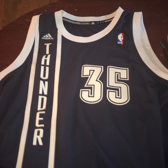 70d0bbc86266 adidas Other - Rare Kevin Durant OKC Thunder Jersey